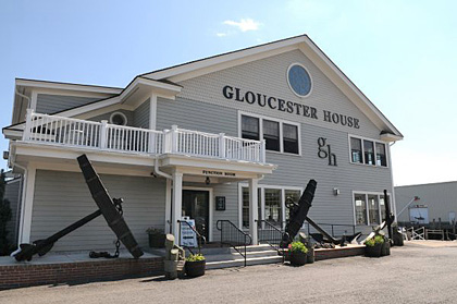 7 Seas Whale Watch Is Located Adjacent To One Of Gloucesters Most Popular Seafood Restaurants The Gloucester House